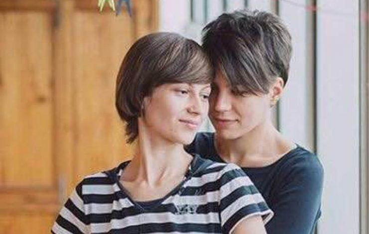 LGBT shelter in Ukraine