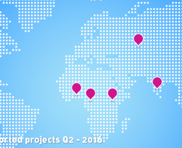 PlanetRomeo Foundation supports 5 LGBTI projects
