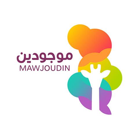 Logo Mawjoudin