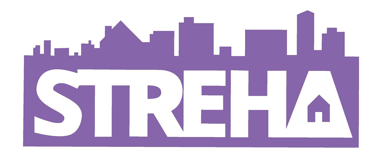 STREHA - Logo
