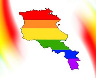 Rainbow Armenia Logo Big