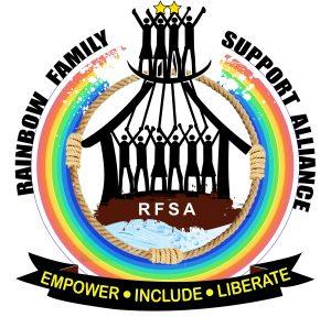 Rainbow Family Support Alliance Logo