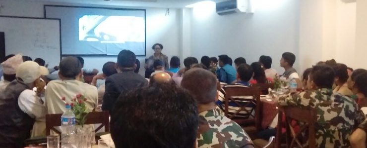 Green Signal Nepal Workshop