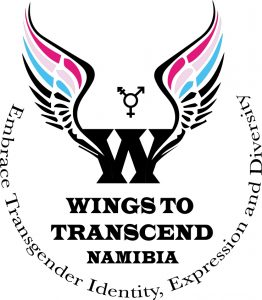 Wings To Transcend Namibia Logo
