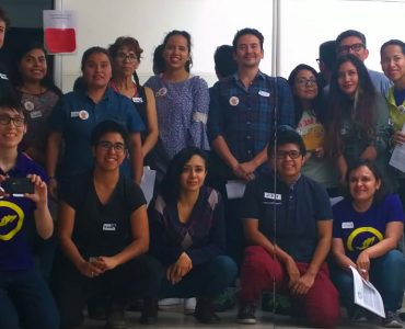 Brújula Intersexual Visiting Intersex Initiatives in Mexico
