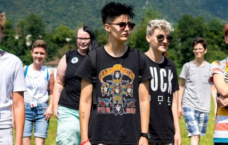 Trans Summer Camp in Slovenia