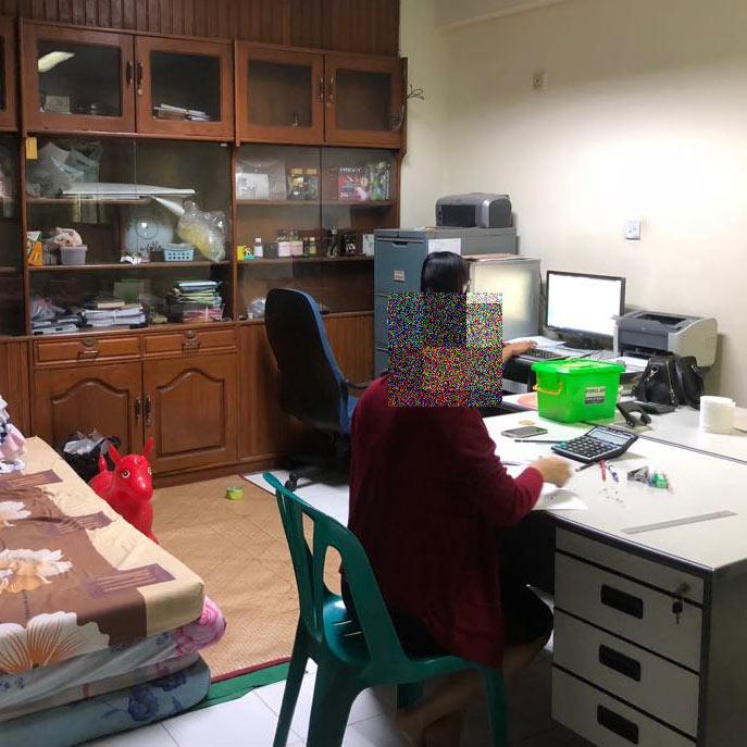 Pink Myanmar Office