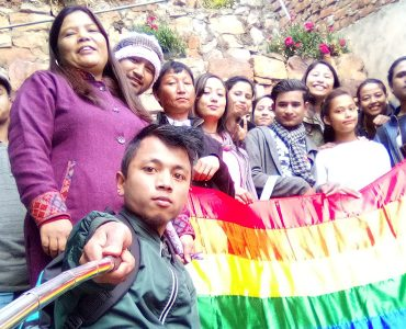 LGBTQ community workshops in North East India