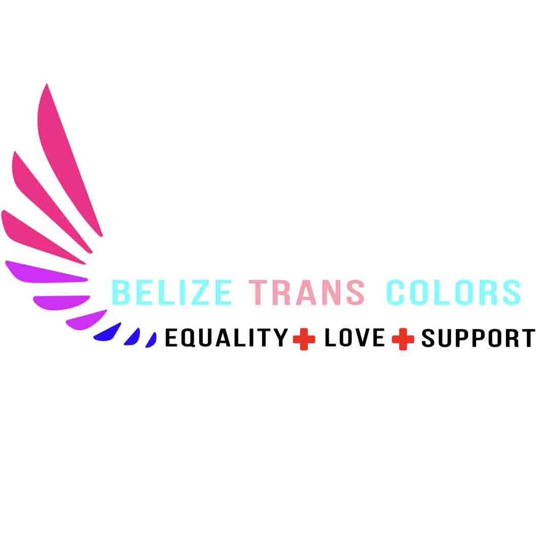 Belize Trans Colors Logo