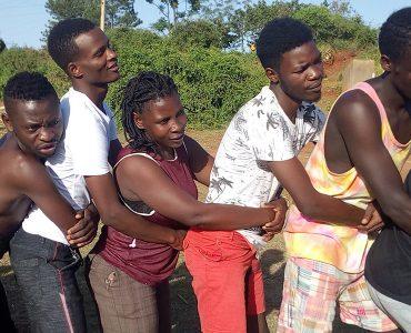 Extend A Life Initiative Uganda Game