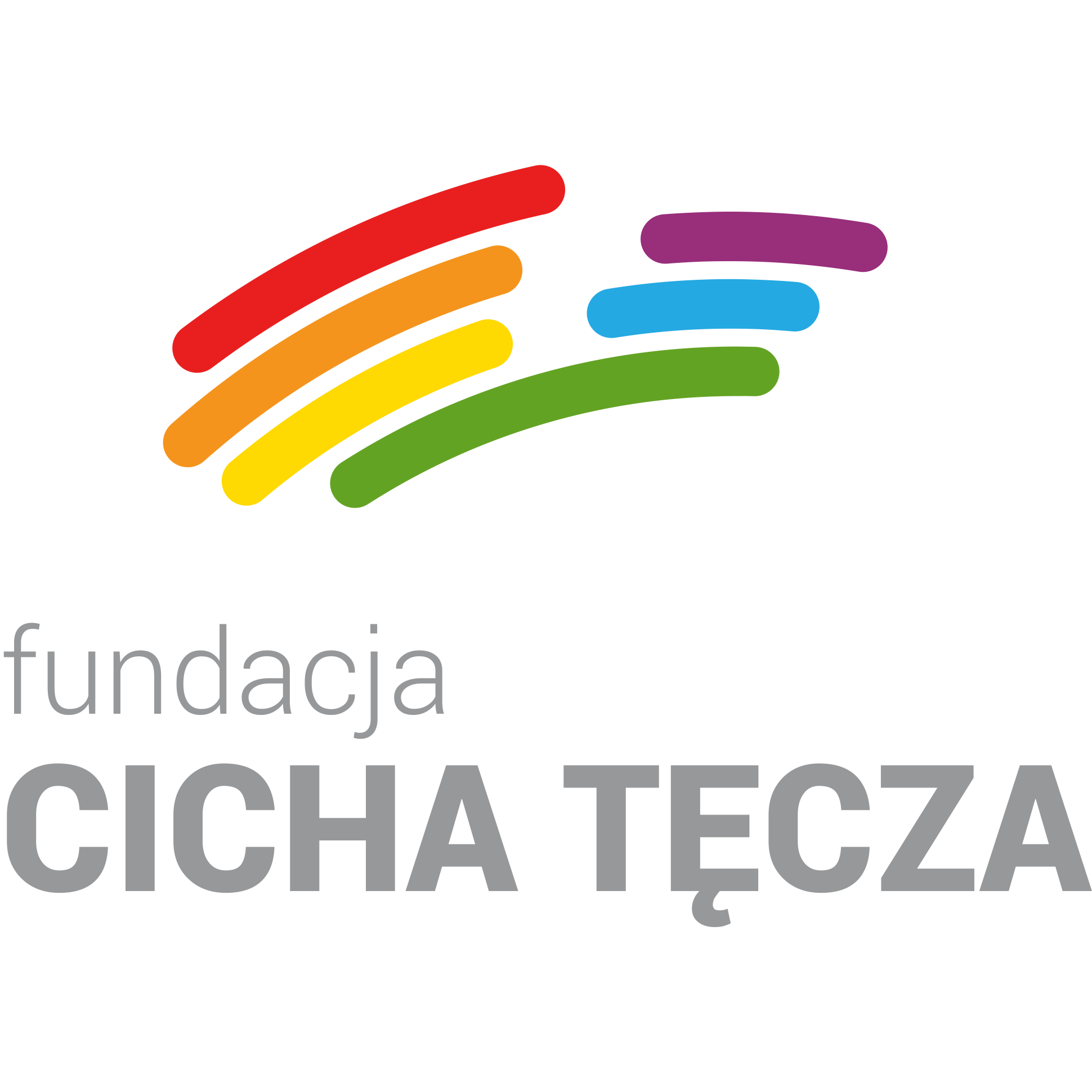 Fundacja Cicha Tęcza Logo