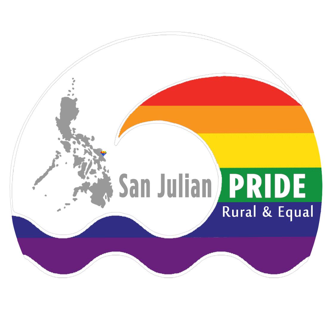 San Julian Pride Logo